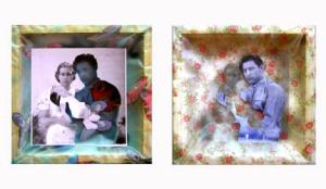 Fading Memories (Butterflies) & Fading Memories (Roses)