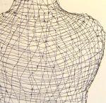 Wire Torso (detail)