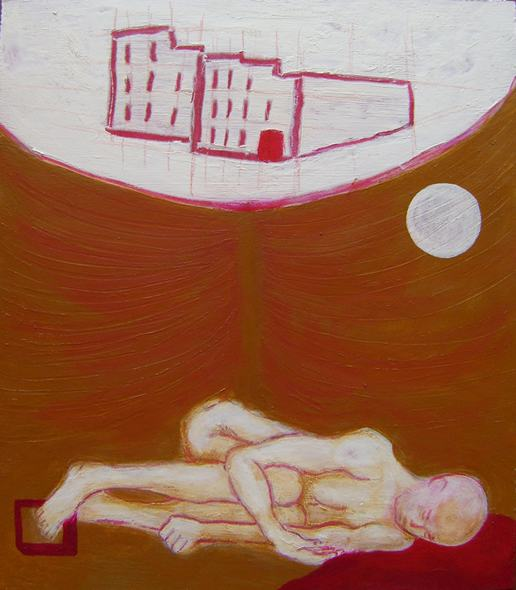 The Dream 3 (Lying figure)
