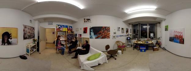 Imke Berlin Studio Pano