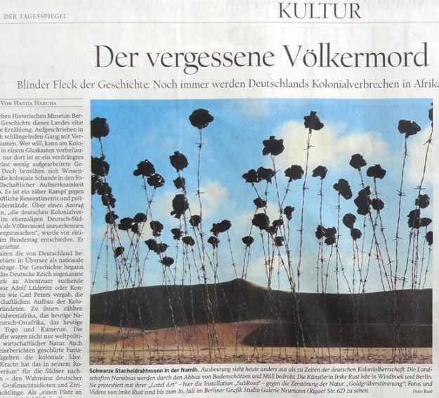 Tagesspiegel 30 June 2012