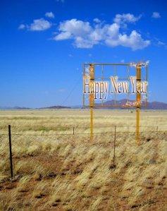Happy New Year Namib © Imke Rust