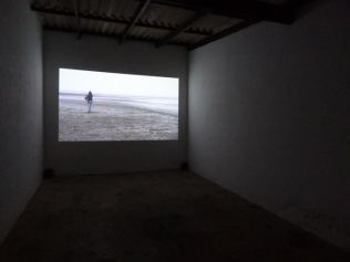 Sowing Salt (video and sound installation)