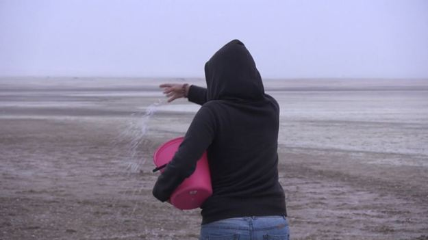 Sowing Salt (Art Video / Performance )