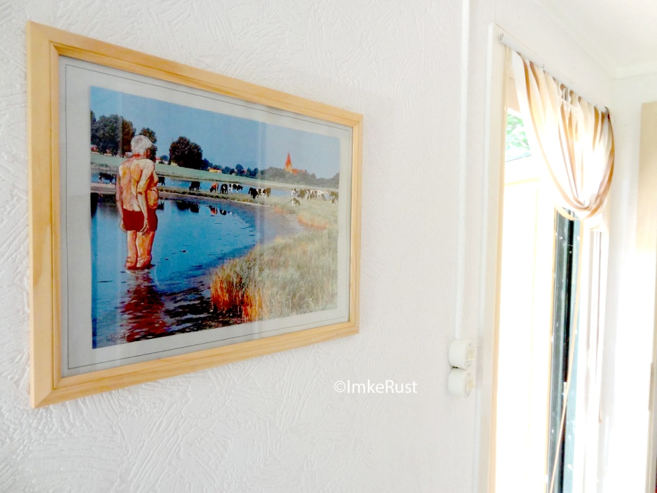 The Great Bather back on the wall©ImkeRusts