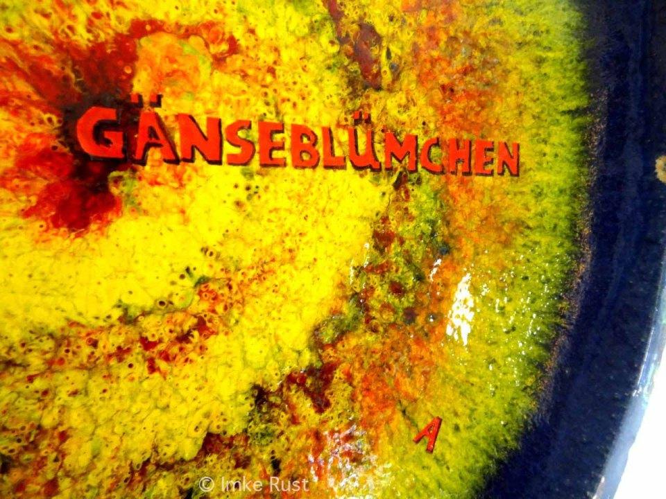 Gänseblümchen A (Detail)