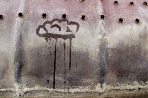 Rainmaking Experiment #3 by Imke Rust - click on image for more information and pictures.