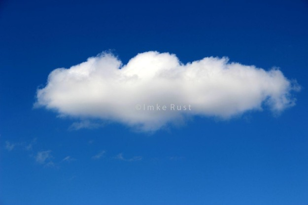 Cloud, collected and documented by Imke Rust