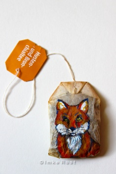 Teabag Totem Series (Fox)