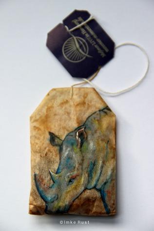 Teabag Totem Series (Rhino)