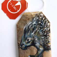Porcupine (sold)