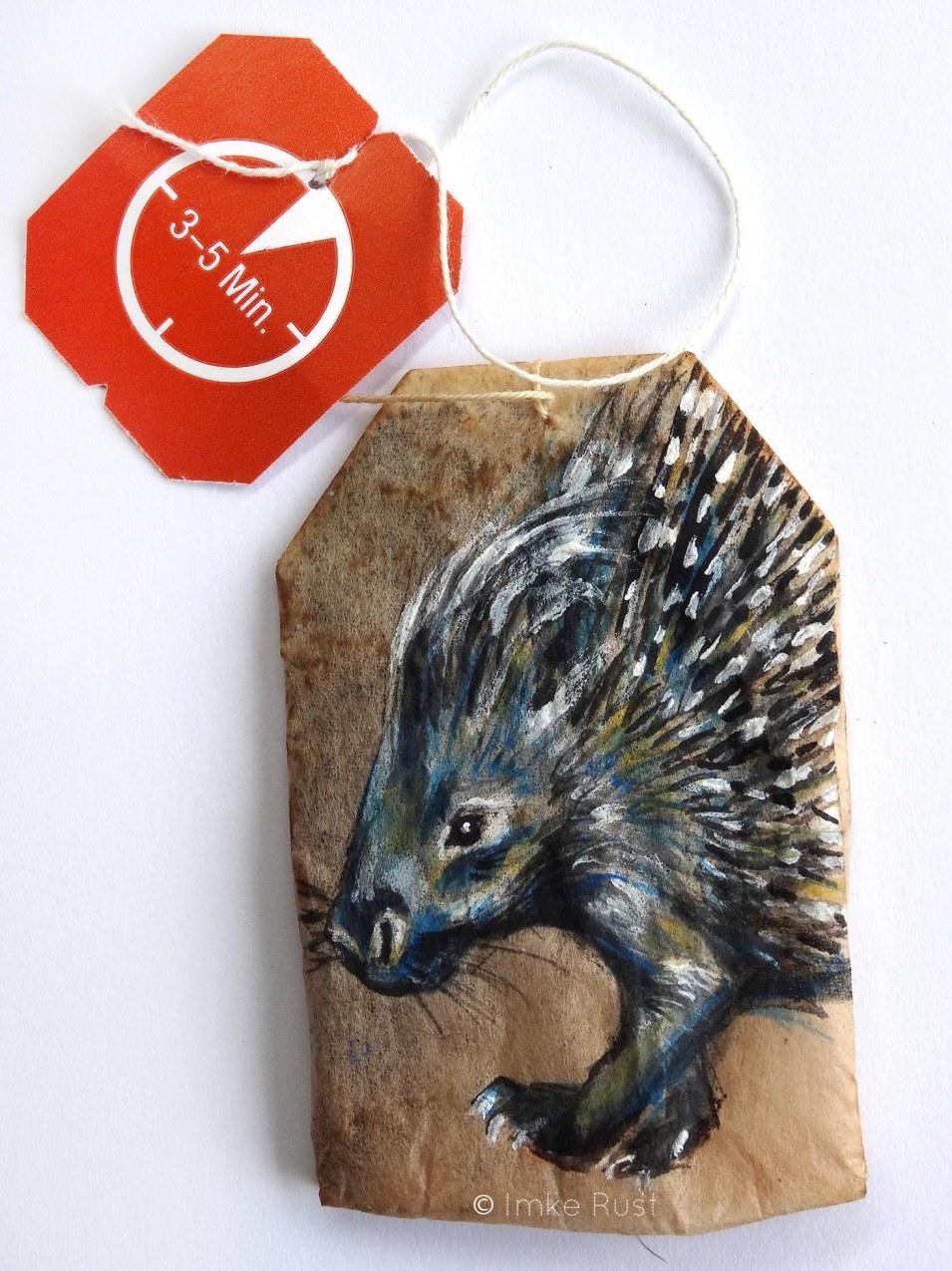 Porcupine (sold)