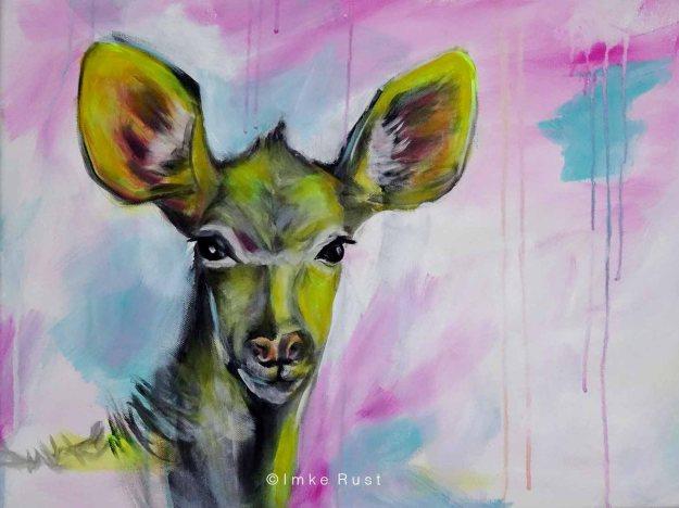 Acrylic on canvas (detail)