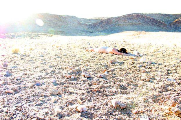 'I am Desert' by Imke Rust