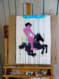 My artwork in progress