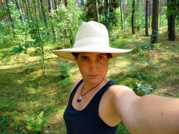 Me in the forest