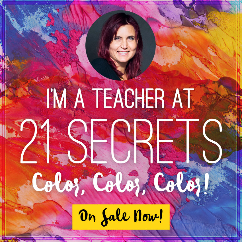 21Secrets Color, Color, Color!