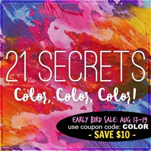 Click here to get to the Early Bird Sale!