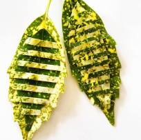 Leaf Work - Woven Pairs