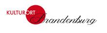 Kulturort Brandenburg Logo