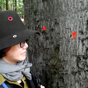 3 Red Dots, © Imke Rust