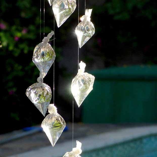Rainmaking Experiment #4 by Imke Rust